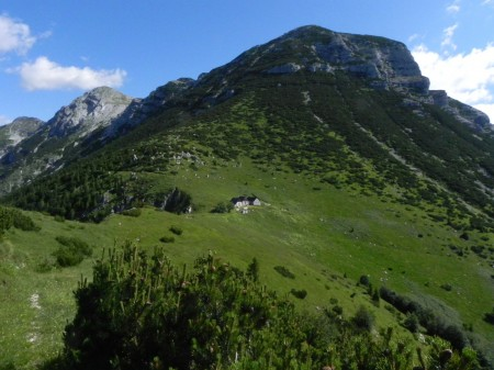 Planina Kal in Migovec
